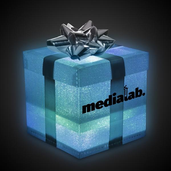 LED Gift Box